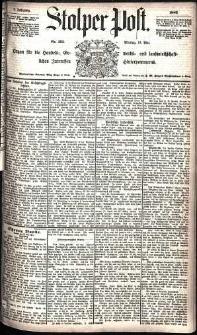 Stolper Post Nr. 113/1885