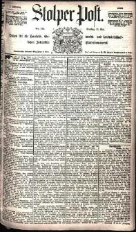 Stolper Post Nr. 114/1885