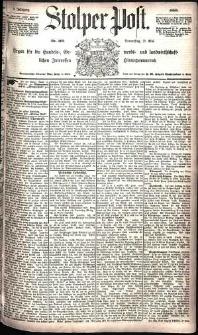 Stolper Post Nr. 116/1885