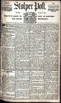Stolper Post Nr. 122/1885