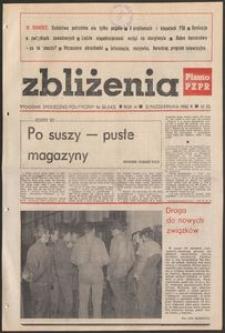 Zbliżenia : tygodnik społeczno-polityczny, 1982, nr 36