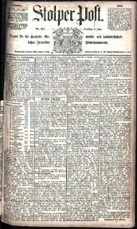 Stolper Post Nr. 131/1885