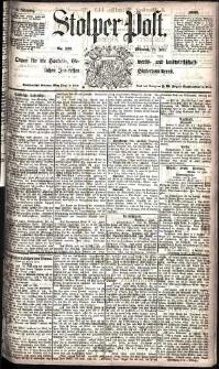 Stolper Post Nr. 132/1885