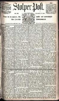 Stolper Post Nr. 135/1885