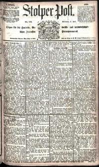 Stolper Post Nr. 138/1885