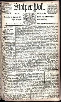 Stolper Post Nr. 139/1885