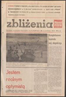 Zbliżenia : tygodnik społeczno-polityczny, 1982, nr 39