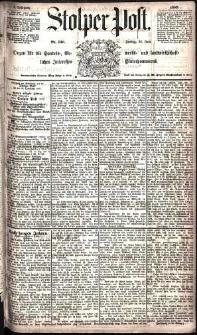 Stolper Post Nr. 146/1885