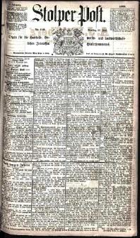 Stolper Post Nr. 149/1885