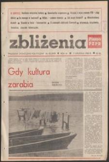 Zbliżenia : tygodnik społeczno-polityczny, 1982, nr 42