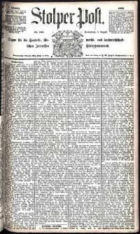 Stolper Post Nr. 183/1885