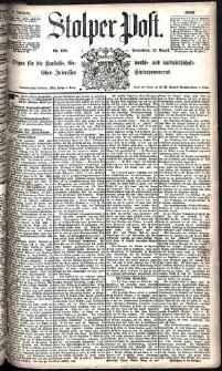 Stolper Post Nr. 195/1885