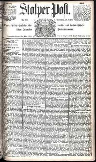Stolper Post Nr. 223/1885