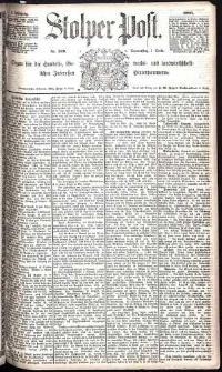 Stolper Post Nr. 229/1885