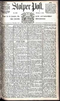Stolper Post Nr. 232/1885