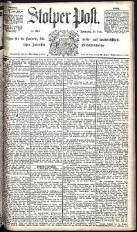 Stolper Post Nr. 253/1885