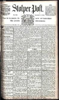 Stolper Post Nr. 255/1885