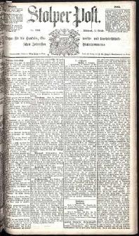 Stolper Post Nr. 264/1885