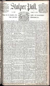 Stolper Post Nr. 266/1885