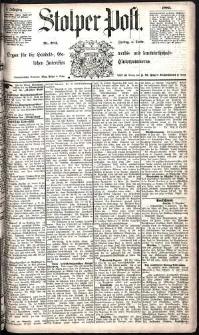 Stolper Post Nr. 284/1885