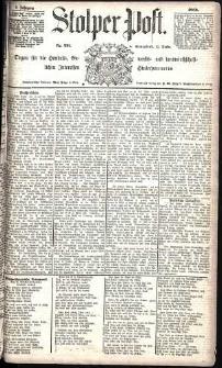 Stolper Post Nr. 291/1885