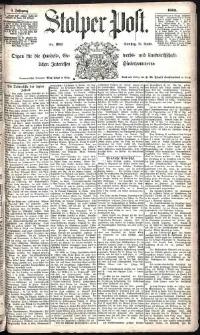 Stolper Post Nr. 293/1885