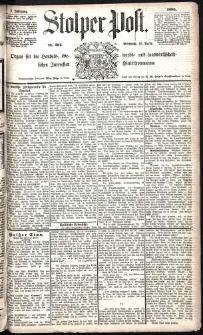 Stolper Post Nr. 294/1885