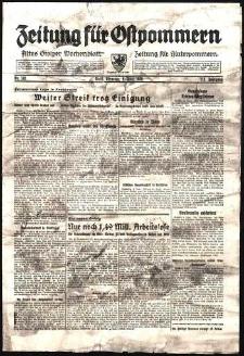 Zeitung für Ostpommern Nr. 132/1936