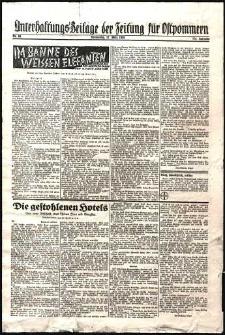 Unterhaltungs-Beilage der Zeitung für Ostpommern Nr. 64/1938