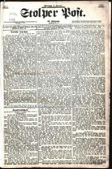Stolper Post Nr. 1/1906