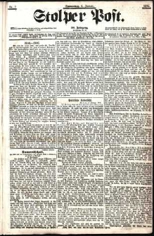 Stolper Post Nr. 2/1906