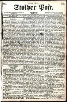 Stolper Post Nr. 5/1906