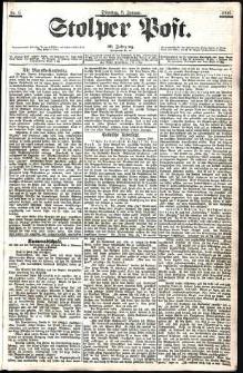 Stolper Post Nr. 6/1906
