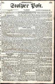 Stolper Post Nr. 7/1906