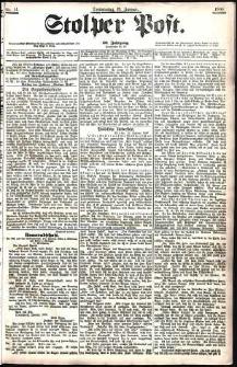 Stolper Post Nr. 14/1906