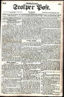 Stolper Post Nr. 22/1906
