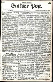 Stolper Post Nr. 28/1906