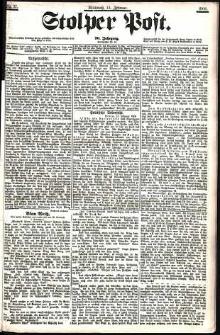Stolper Post Nr. 37/1906