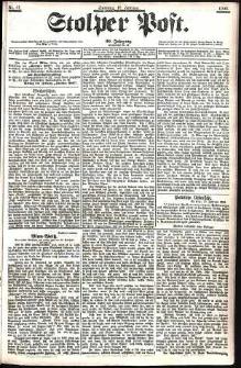 Stolper Post Nr. 41/1906