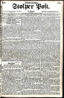Stolper Post Nr. 46/1906