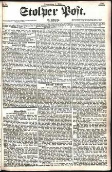 Stolper Post Nr. 50/1906