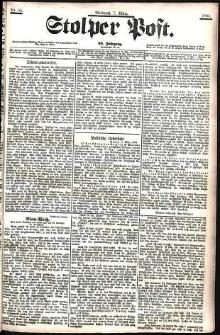 Stolper Post Nr. 55/1906