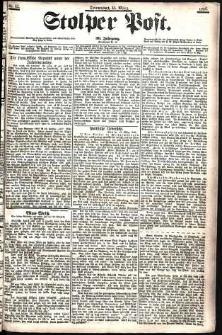 Stolper Post Nr. 62/1906