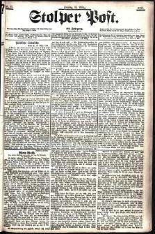 Stolper Post Nr. 63/1906
