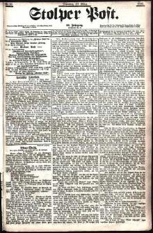 Stolper Post Nr. 66/1906