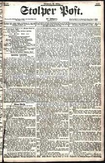 Stolper Post Nr. 67/1906