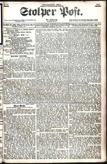 Stolper Post Nr. 70/1906