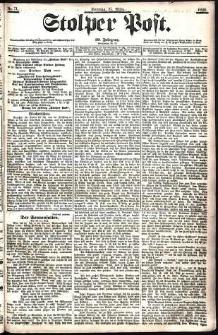 Stolper Post Nr. 71/1906