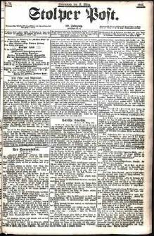 Stolper Post Nr. 76/1906