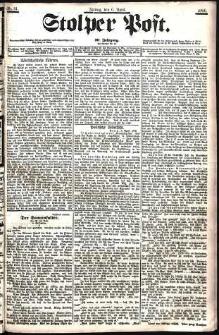 Stolper Post Nr. 81/1906